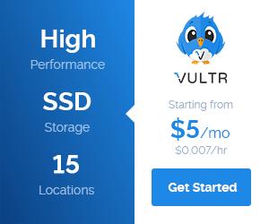 Vultr-VPS月付5美元